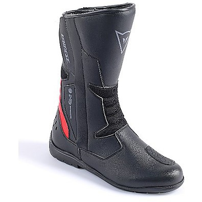 Tempest D-Wp Boots Black-Red Dainese