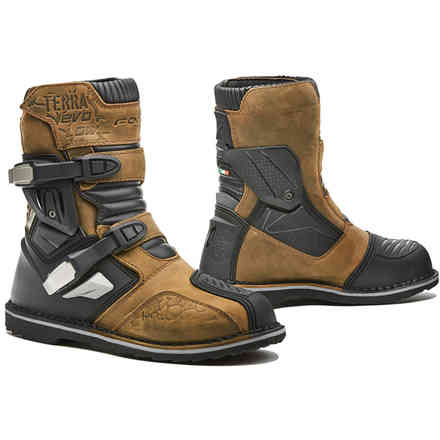 Terra Evo Low boots Brown Forma