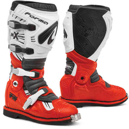 Terrain Tx boots red white Forma