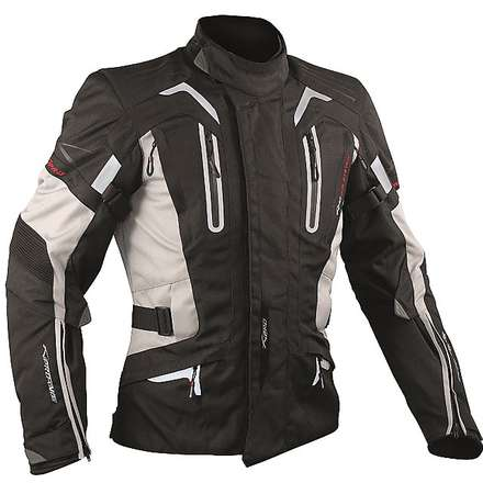 Tesla Jacket grey Apro Evolution