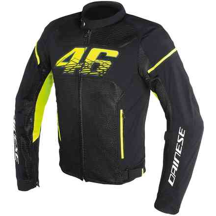 Tex jacket Vr46 D1 Air  Dainese