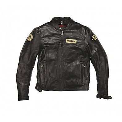 Texas leather Jacket Helstons