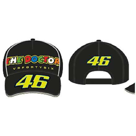 The Doctor hat VR46