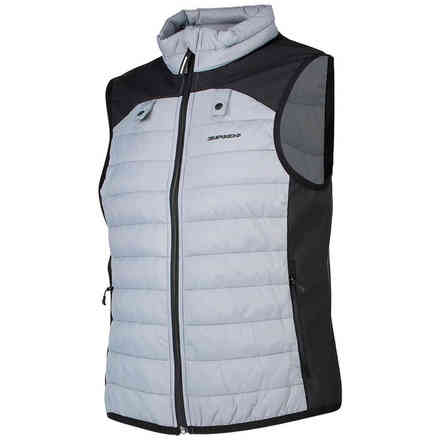 Thermo Vest Black Grey Spidi