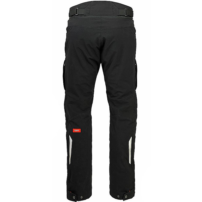 Thunder H2Out Pants balck-gray Spidi