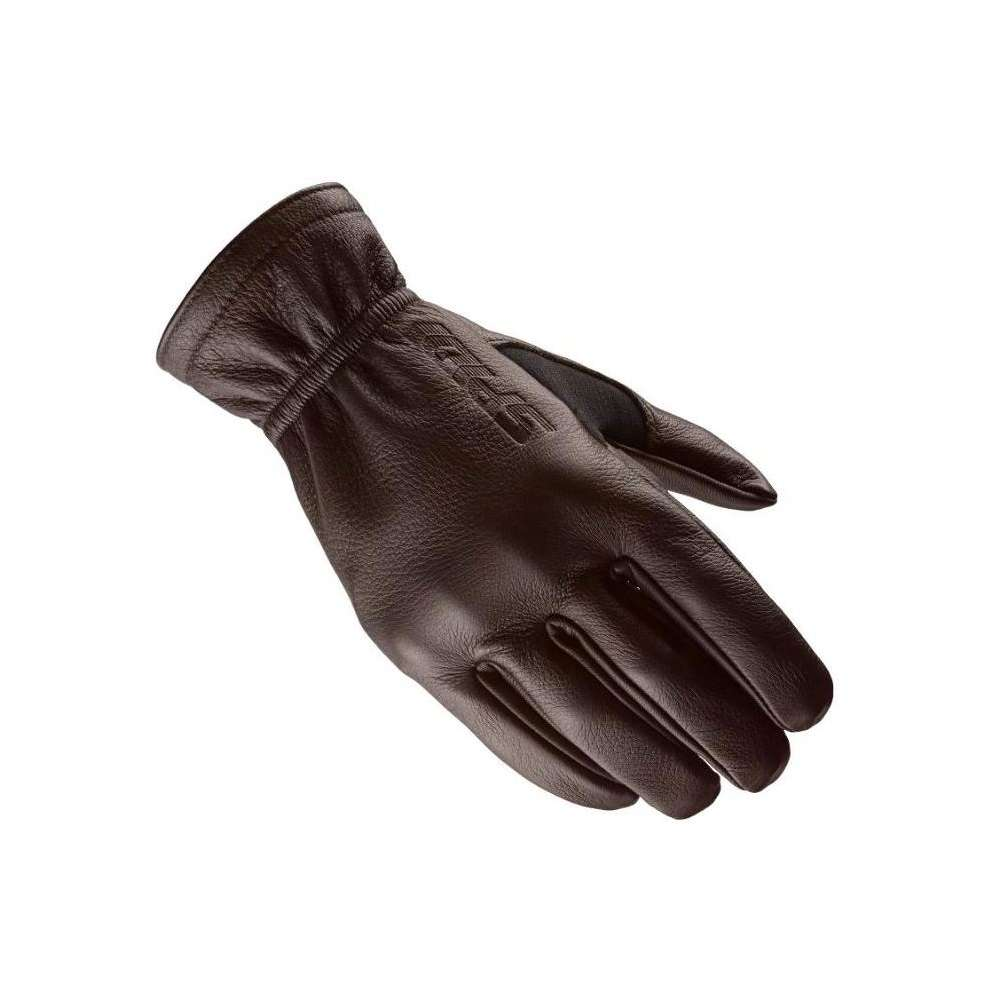 Thunderbird brown Gloves Spidi
