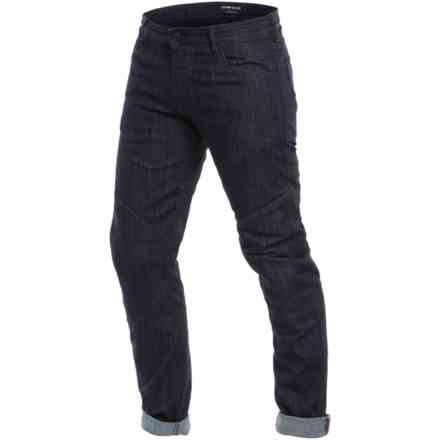 Todi Slim pant dark Denim Dainese