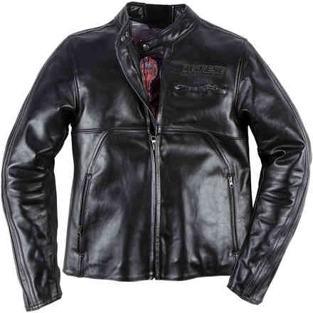 Toga72 Perforated leather jacket Dainese