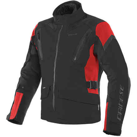 Tonale D-dry Jacket Black/Red Lava Dainese