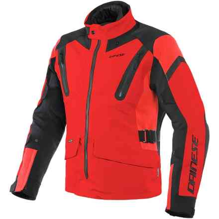 Tonale D-Dry jacket Lava-Red black Dainese