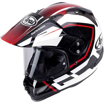 Tour -X 4 Detour Red Helmets Arai