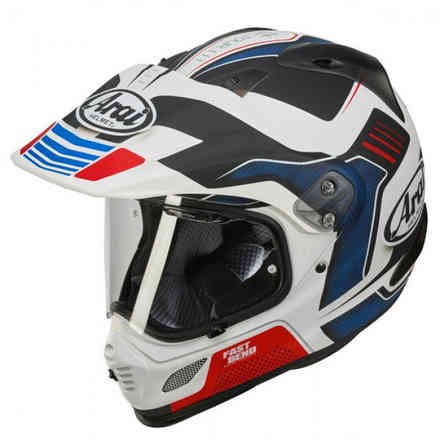 Tour-X 4 Vision Red Helmet Arai