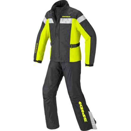 Touring Rain Kit Giallo Fluo Spidi