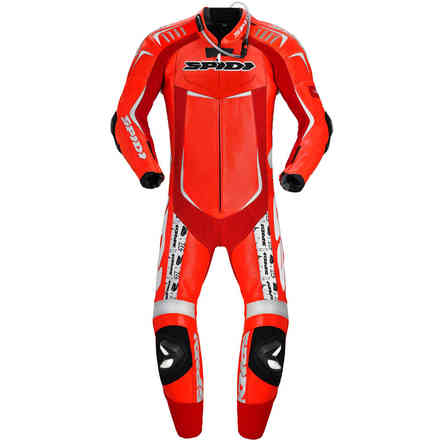 Track Replica Evo leather suit Spidi