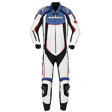 Track Wind Pro Suit blue Spidi
