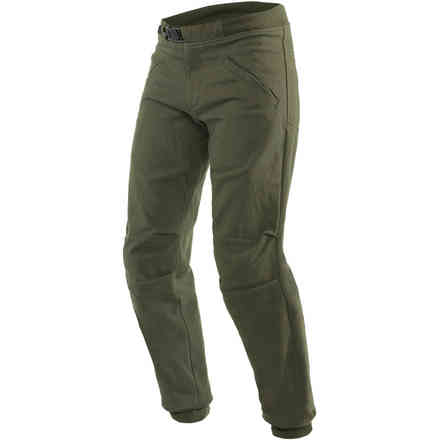 Trackpants Tex Pants Olive Green Dainese