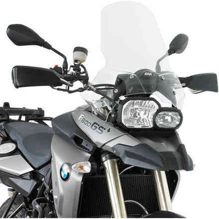 transparent Specific screen for BMW F650 GS / F800 GS Givi