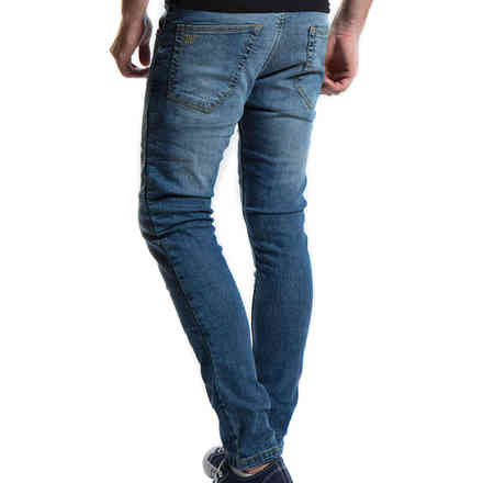 Trausers Jeans Milano Blue Motto