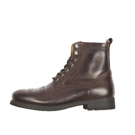 Travel Shoe Brown Helstons