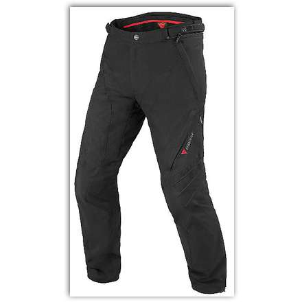 Travelguard gore-tex Black/Black pants Dainese