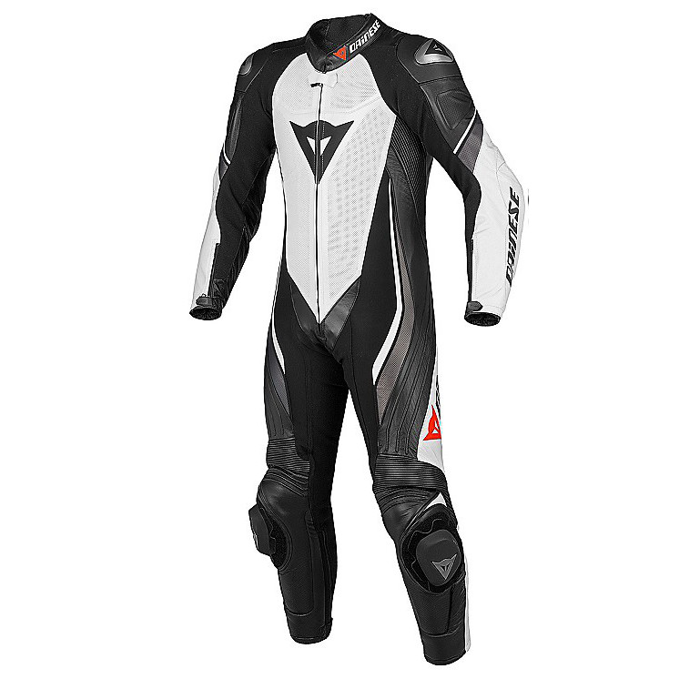 Trickster Evo Prof.  C2 traforated Suit white-black-anthracite Dainese