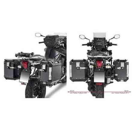 Triumph Tiger Explorer Lateral Bag Holder. Givi