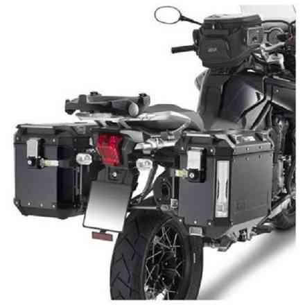 Triumph Tiger Lateral Accessories Givi