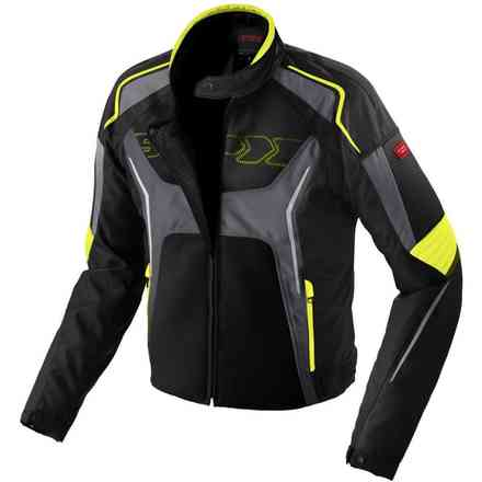 Tronik Net Yellow Fluo Jacket Spidi