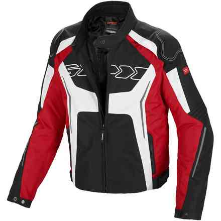 Tronik Tex Red Jacket Spidi