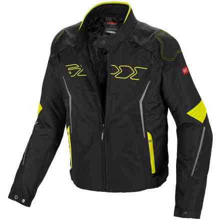 Tronik Tex Yellow Fluo Jacket Spidi