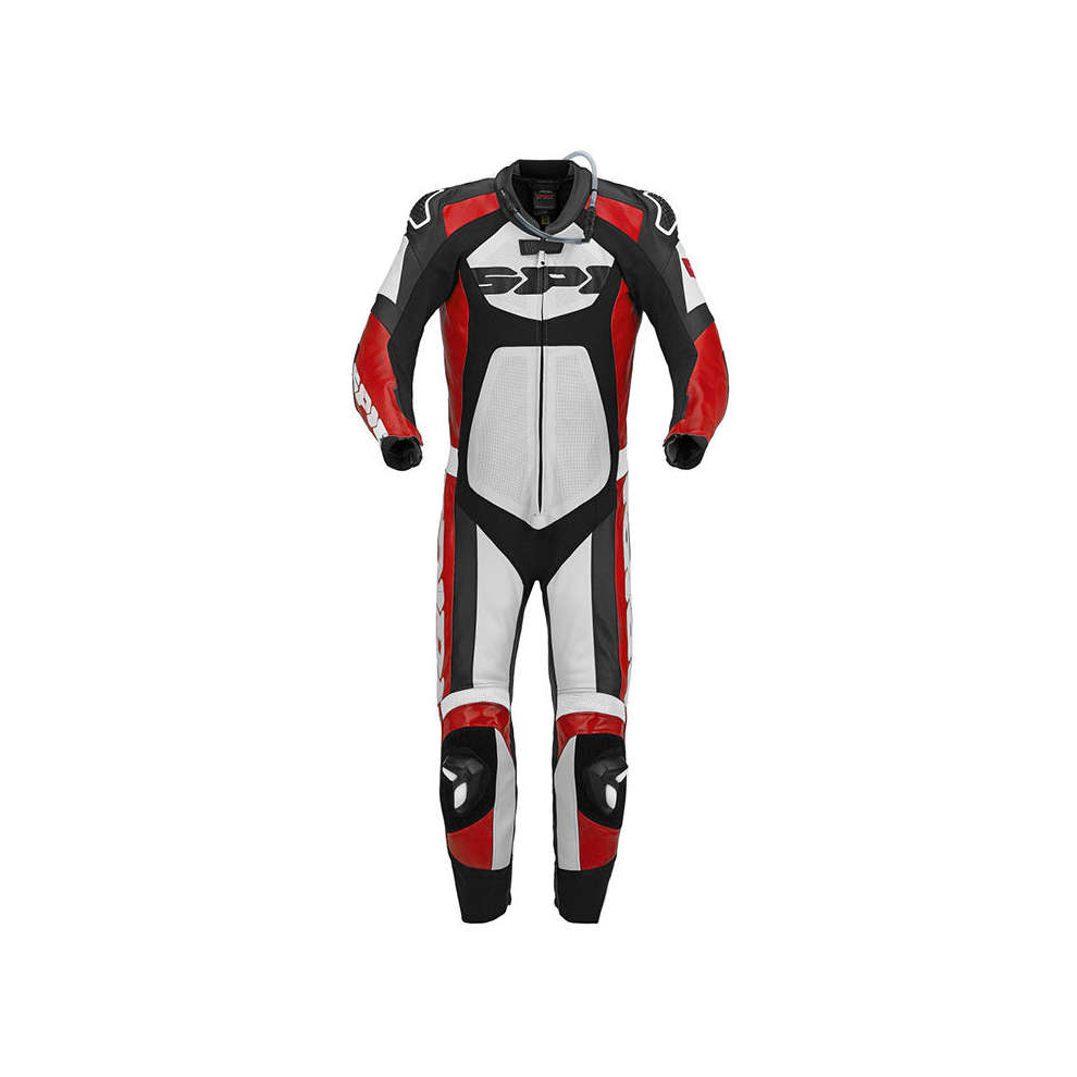 Tronik Wind Pro red Suit  Spidi