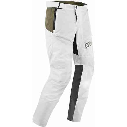 Trousers Adventuring Ottano 2.0 White Acerbis