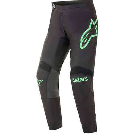 Trousers Cross Fluid Chaser Black Mint Alpinestars