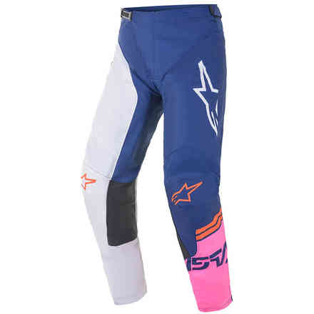 Trousers Cross Racer Compass Off  White Pink  Alpinestars