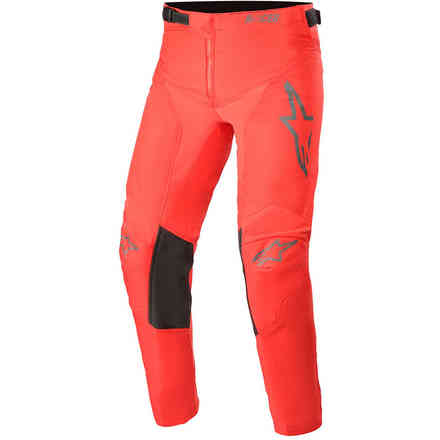 Trousers Cross Youth Racer Compass Red Anthracite Alpinestars