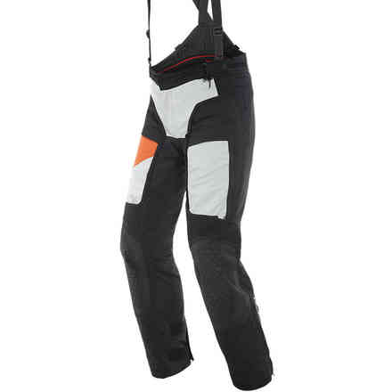 Trousers D-Explorer 2 Gtx Gray Orange Dainese
