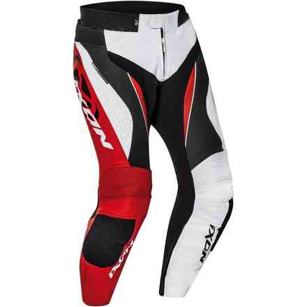 Trousers Falcon White Black Red Ixon