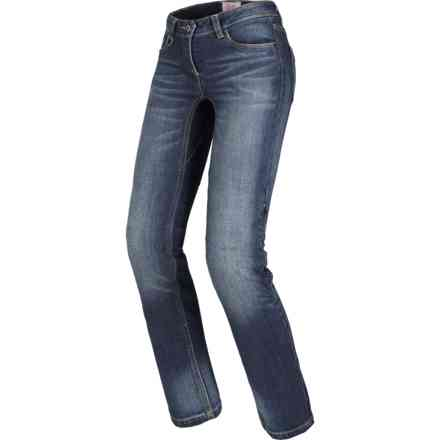 Trousers J-Tracker Lady Long Blue Dark Used Spidi