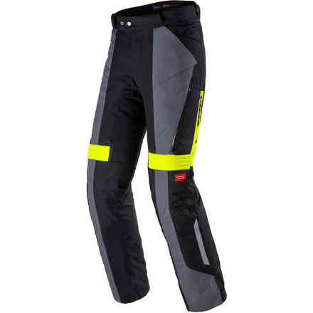 Trousers Modular Pants black Yellow Fluo Spidi