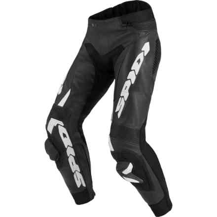 Trousers Rr Pro Warrior Black White Spidi