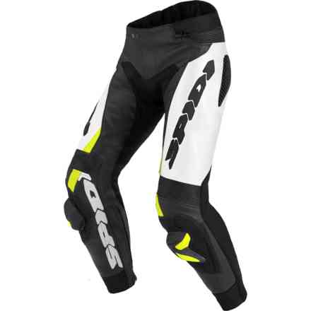 Trousers Rr Pro Warrior Black Yellow Fluo Spidi