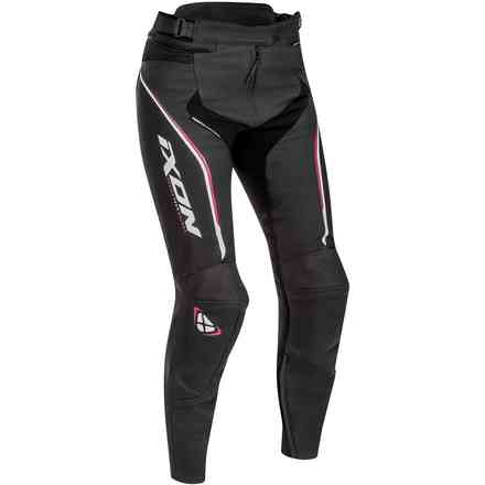 Trousers Trinity Black White Fuchsia Ixon