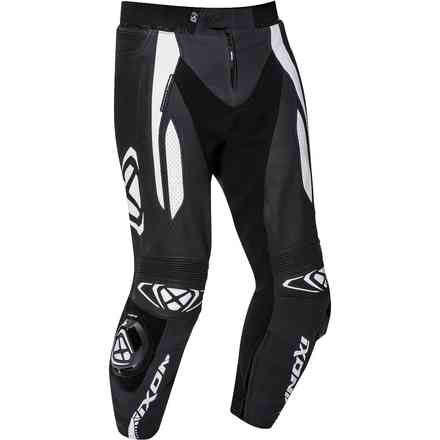 Trousers Vortex 2 Black White Ixon