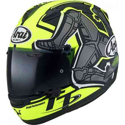 Tt Isle Of Man 2019 helmet Arai