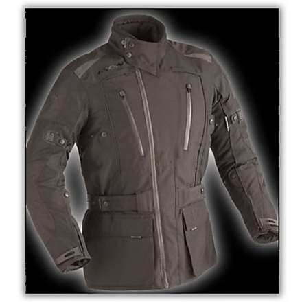 Tundra VX  Black   Jacket Ixon
