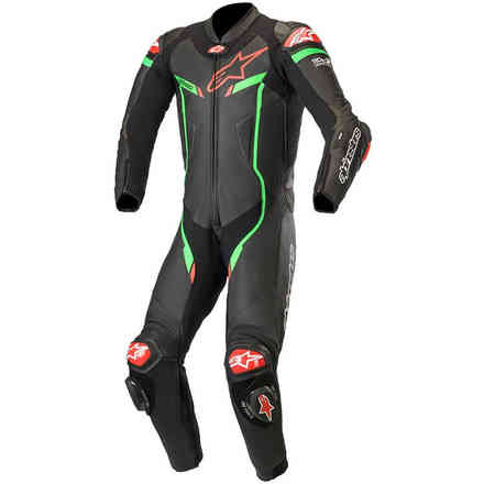Tuta Pelle Gp Pro V2 1pc Tech-Air Comp.  Alpinestars