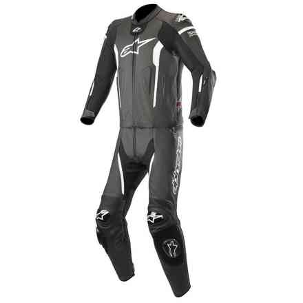 Tuta Pelle Missile 2 Pc Tech-Air Compatibile Alpinestars