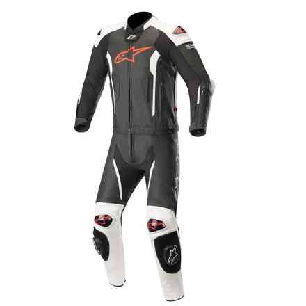 Tuta Pelle Missile Suit 2 Pc compatibile Tech-Air Alpinestars