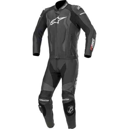 Tute Pelle Gp Force 2 Pc  Alpinestars