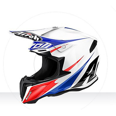 Twist Freedom Helmet gloss Airoh